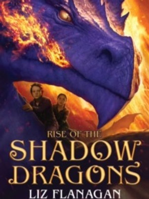 Rise of the Shadow Dragon: Legends of the Sky Book 2