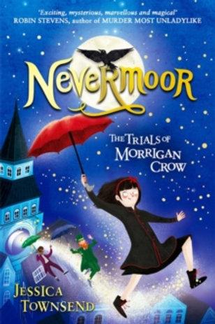Nevermoor-The Trials of Morrigan Crow