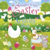 Super cute Easter Activity Book