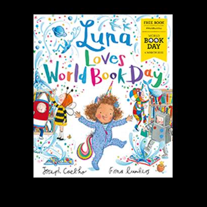 Luna Loves World Book Day