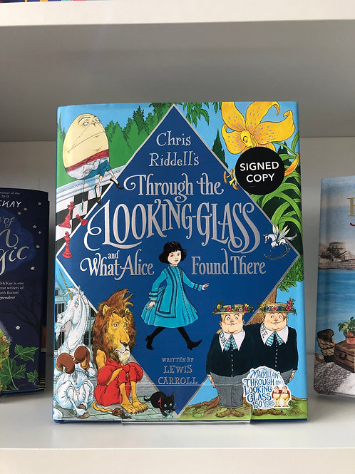 Chris Riddell's Alice Through the Looking Glass