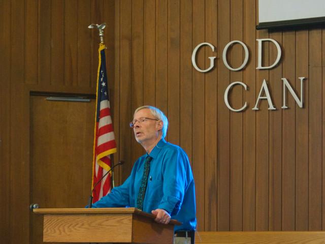 Pastor Bob