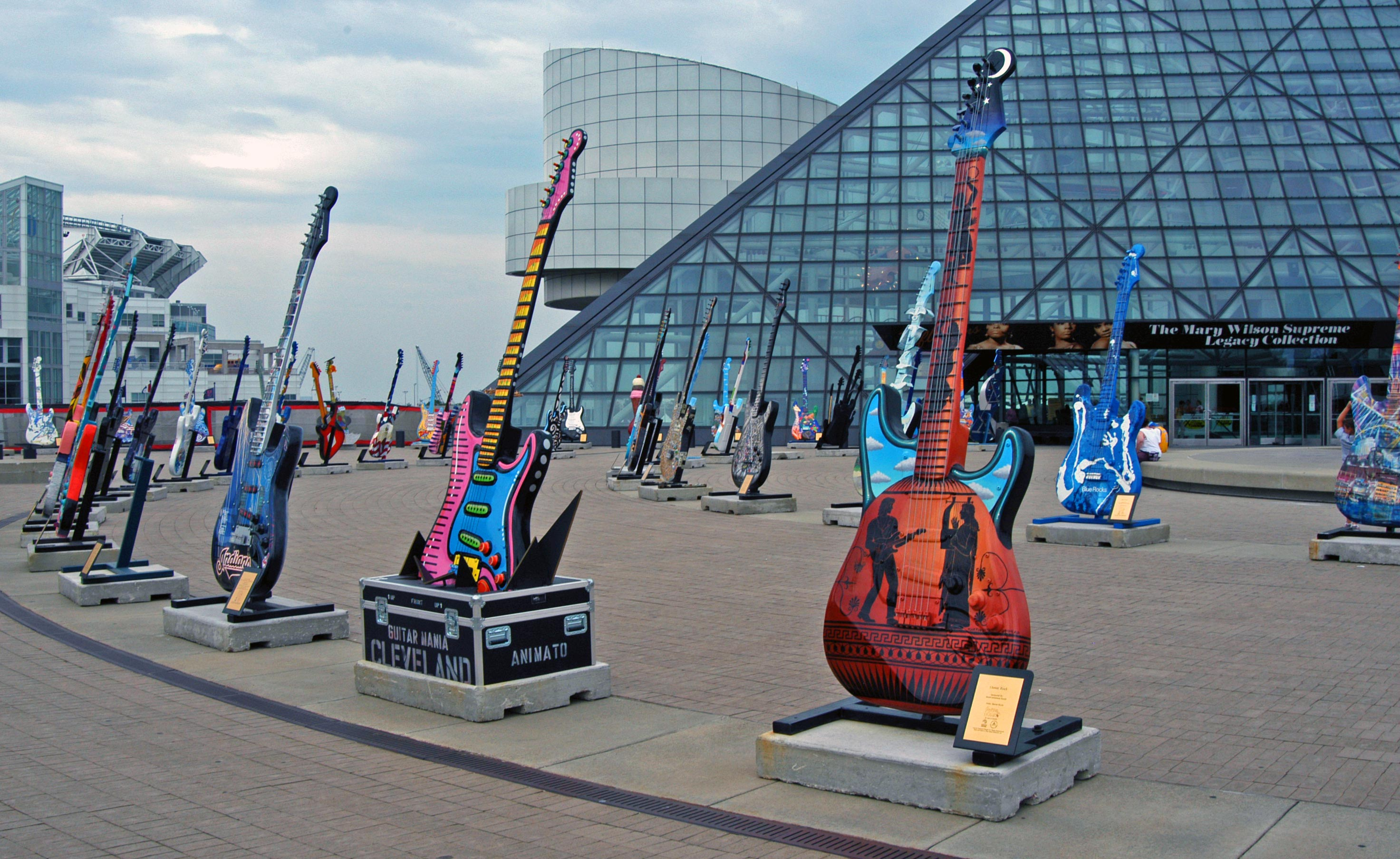le Rock & Roll Hall of Fame & Museum