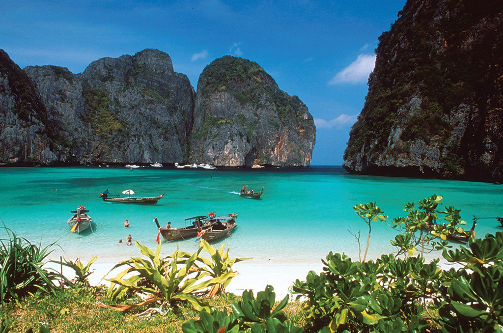 Ko Phi Phi - Thailande
