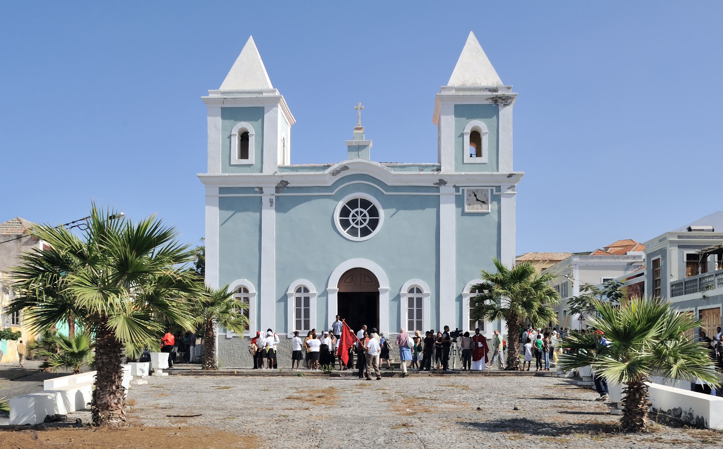 Cape_Verde_Fogo_São_Filipe_Nossa_Senhora