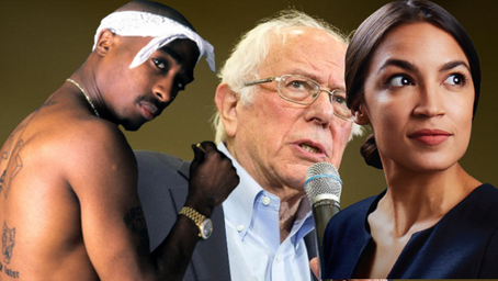 Bernie Sanders Is Tupac: Will He Spark The Progressive Movement?