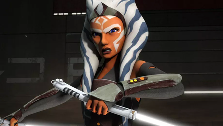 Live-action version of Ahsoka Tano: Rosario Dawson joins The Mandalorian season 2