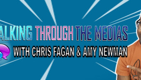 Talking Through The Medias on YouTube, Blog, Podcast & More