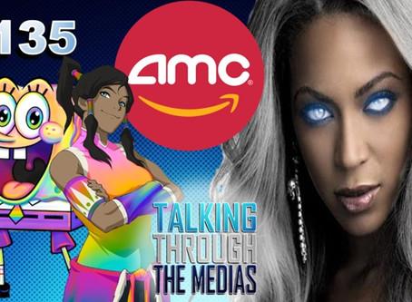 Ep. 135 Spongebob In LGBTQA | Amazon Theaters | Beyoncé Black Panther 2