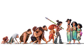 THE CROODS: A NEW AGE  NOVEMBER 25, 2020