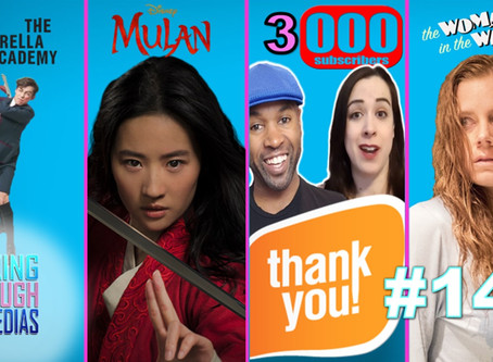 Ep. 142 Will You Pay $30 For Mulan On Disney Plus Or Not