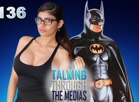 Ep. 136 Michael Keaton Batman Again | Mia Khalifa Regrets Adult Films | Jennifers Body