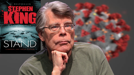SXSW, COVID19, and mansplaining The Stand to Stephen King