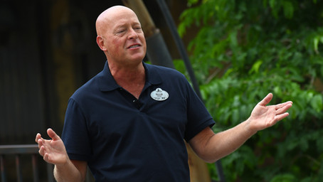 Disney CEO Bob Chapek Hints At Shorter Theatrical Windows