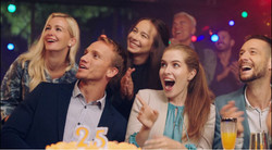 Andrei Lenart Muller 25 let TV ad actor