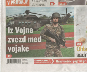 From Star Wars to Slovenian Army