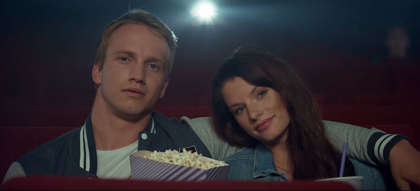 Andrei Lenart Telemach TV ad