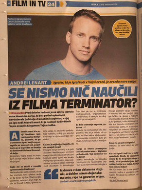Interview for Svet 24