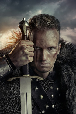 Andrei Lenart Warrior