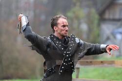 Andrei Lenart warrior actor Slovenia Slo