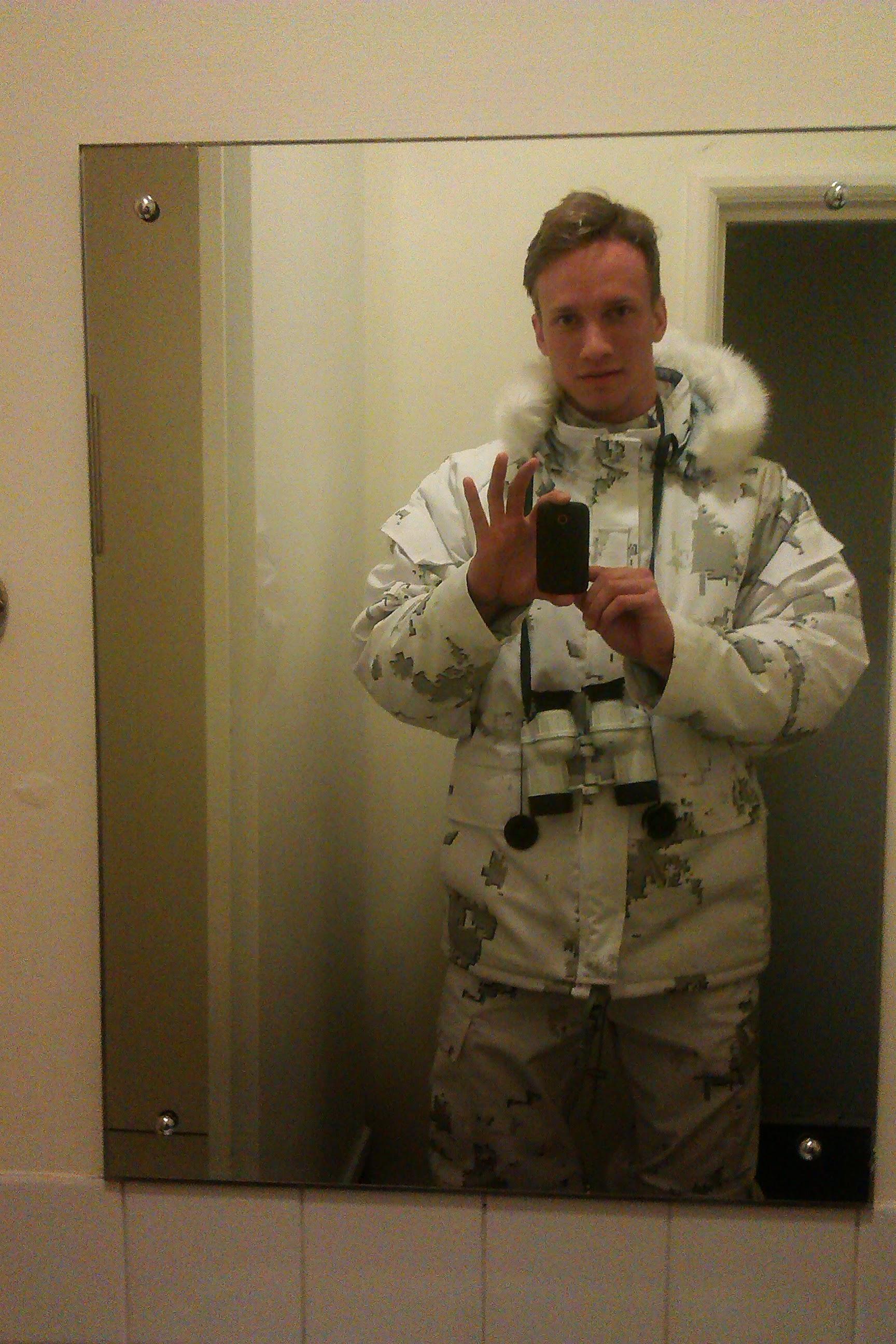 Andrei Lenart arctic guard kingsman