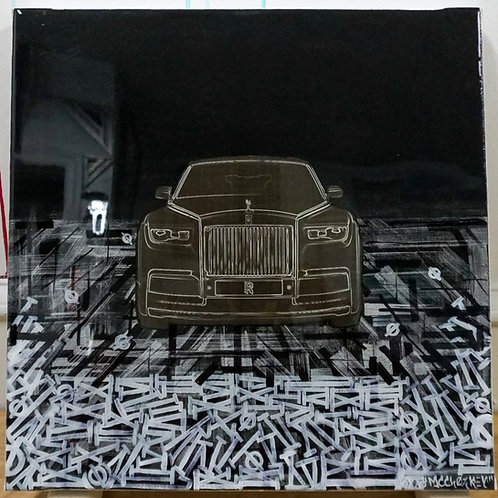 Moving Forward ft. Rolls Royce