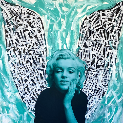Transparency ft. Marilyn Monroe