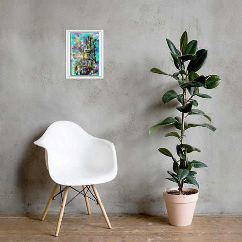 True Colors Frame Poster Print