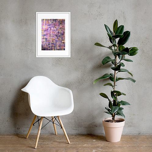 Dimensional Framed Poster Print