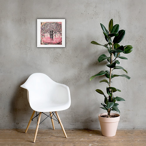 Quick Trip to the Rosé Tree Canvas Print