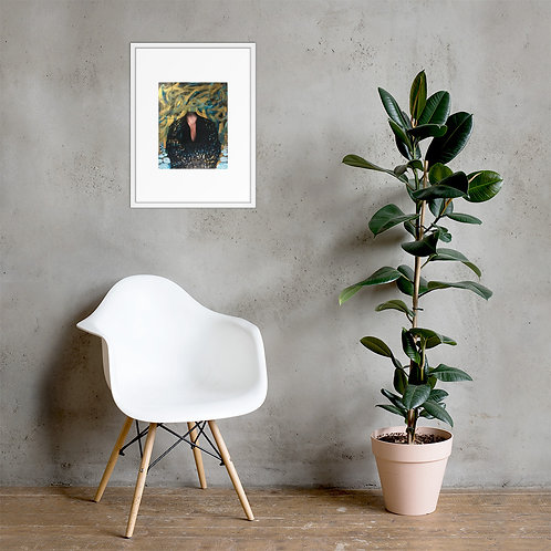Headspace Framed Poster Print