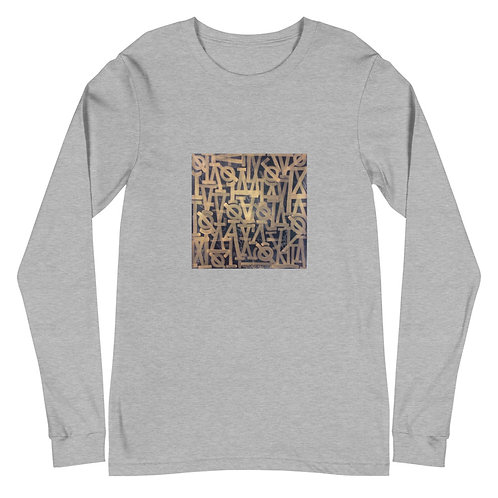 Modern Artifact Long Sleeve