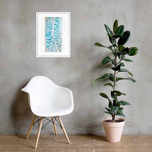 Tranquility Framed Poster Print