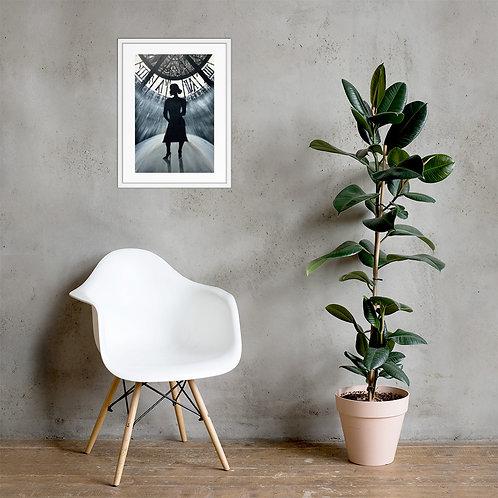 Timeless Love Framed Poster Print