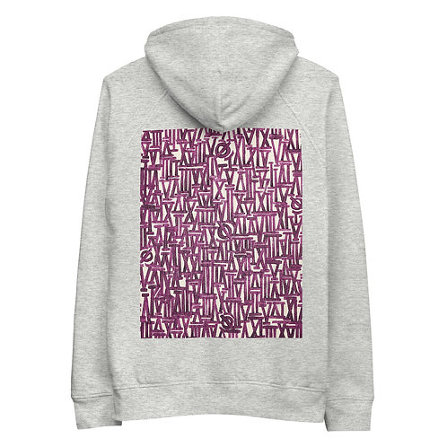 Modern Artifact Full Back Hoodie