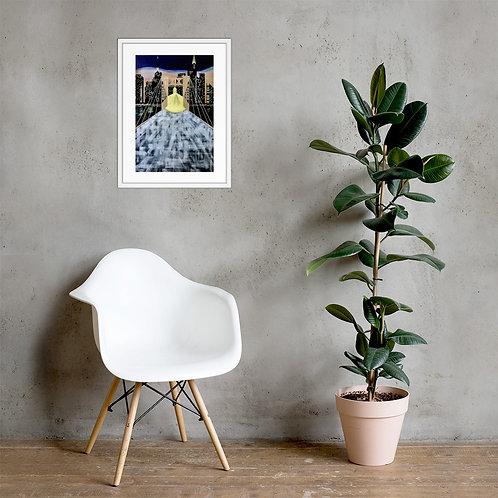Manifestation Framed Poster Print