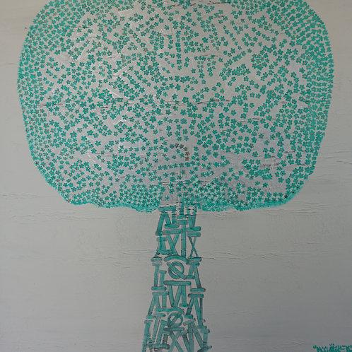 Tiffany Tree Top