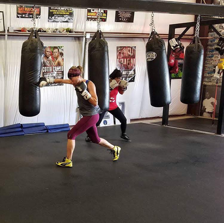 Open Boxing Class