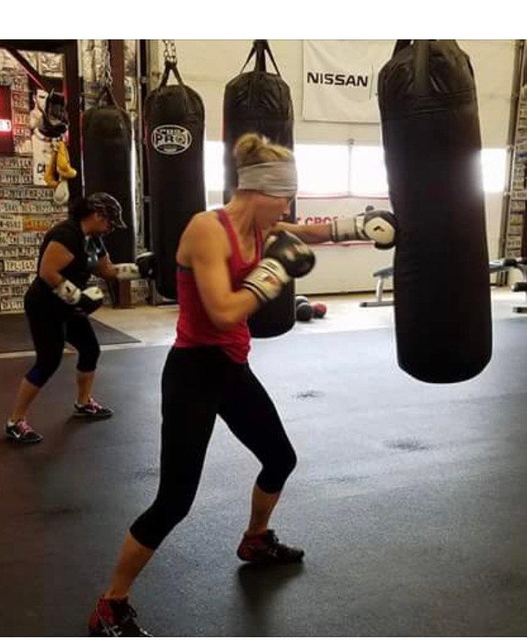 Personal & Semi-Personal Boxing Session