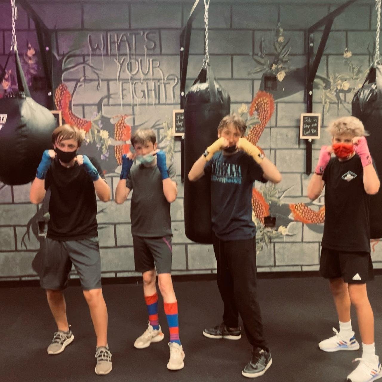 Youth Boxing Program