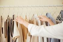 Vêtements à suspendre