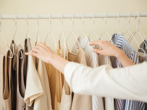 A Wardrobe, Ready-Made, for You