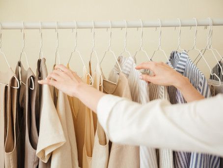 Wear and Why: Creating A Sustainable Wardrobe