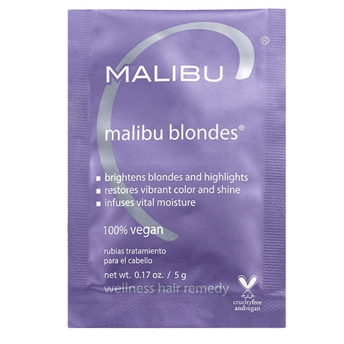 Malibu C Blondes Wellness Remedy Treatment