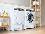 洗衣機和烘乾機