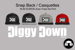 Snap Back / Casquettes