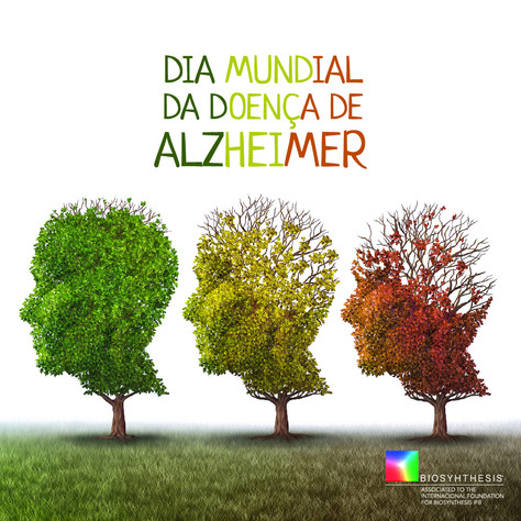Dia mundial da doença do Alzheimer