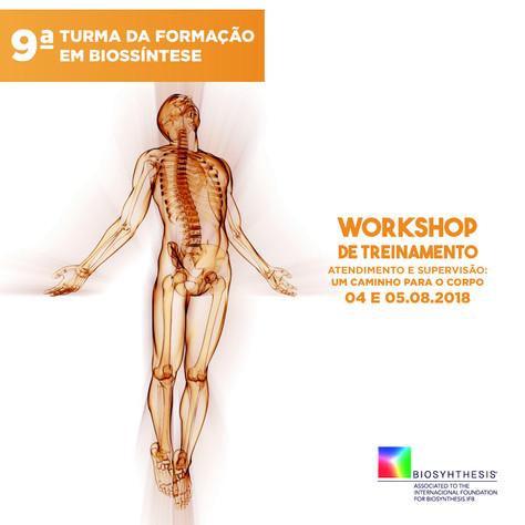 Workshop da Formação em Biossíntese-Natal / 9a turma
