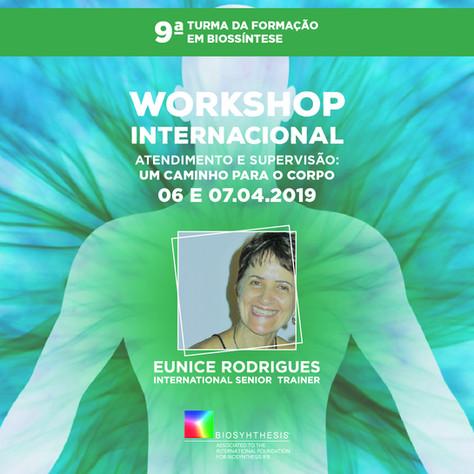 Workshop Internacional