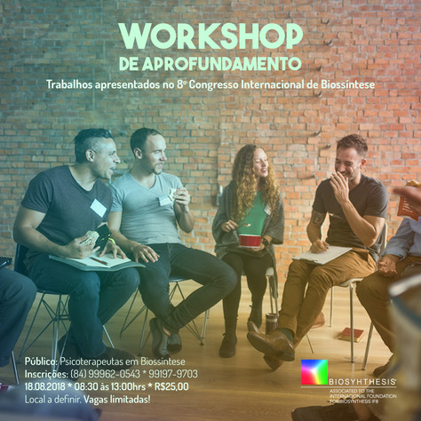 Workshop de Aprofundamento